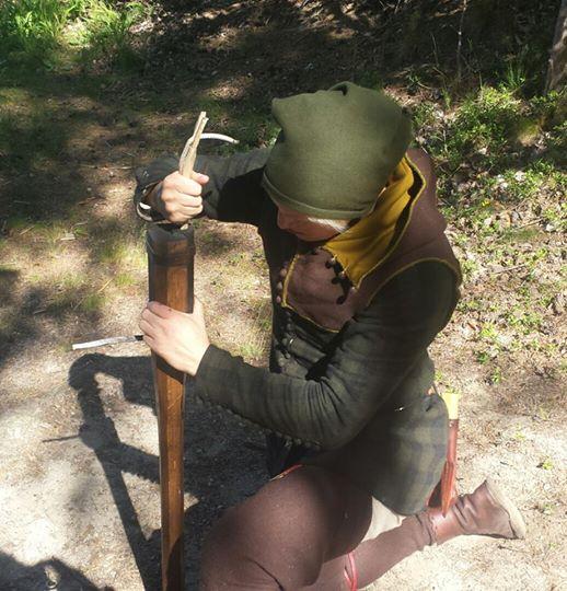 hood | Exploring the medieval hunt