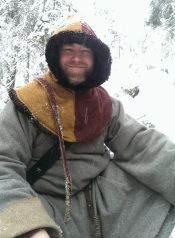 Furlined hood, your friend in the snow